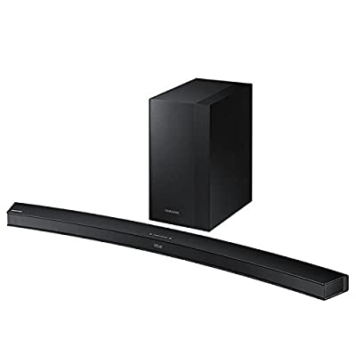 Samsung HW-M4500/XU Curved Soundbar - (TV & Audio > Sound Bars)