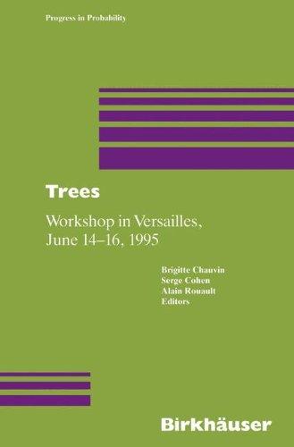 Trees: Workshop in Versailles, June 14-16, 1995