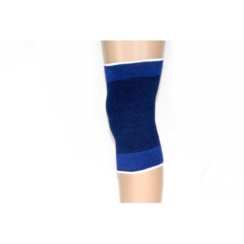 Kniebandage Knieschoner Kniestütze Farbe: blau Größe: X - large (extra groß)