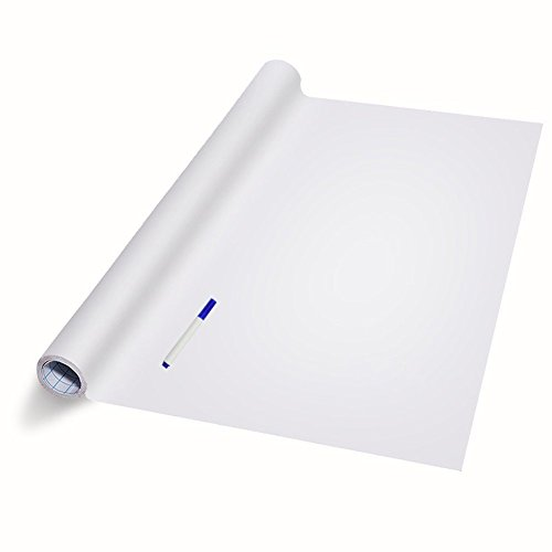 PackNBuy Dry Erase Whiteboard Sticker Big Size 60 Cm X 200 Cm...