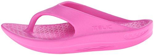Telic - Infradito unisex (Pink Flamingo)
