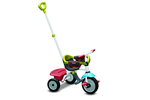 Fisher Price 3400733 - triciclo Jolly, rojo