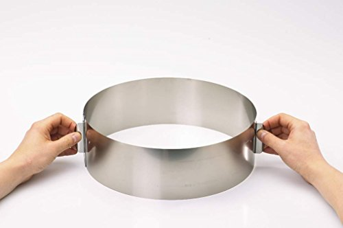 GEFU-14304-Anello-per-torte-con-manici-regolabili