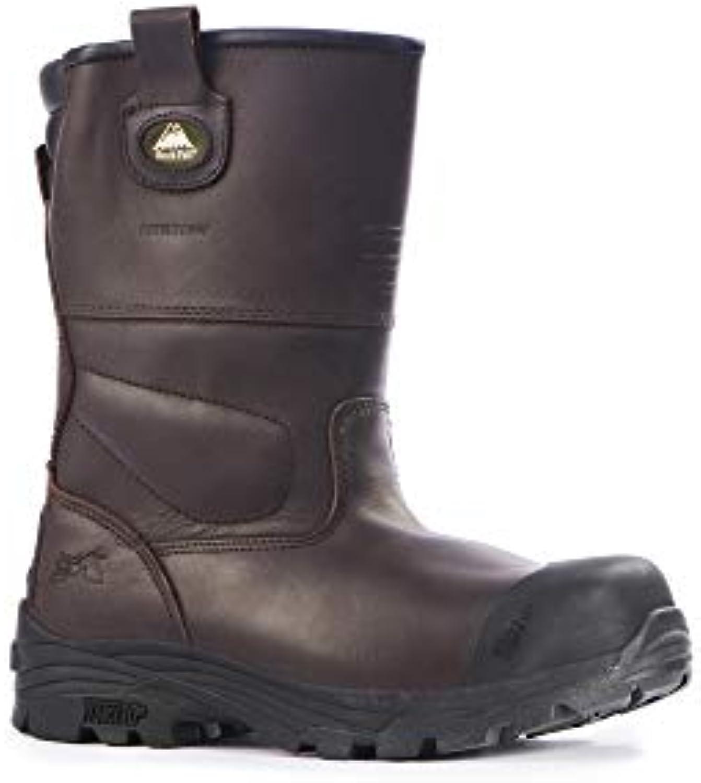 Rock Fall RF70 Texas 6 stivali di sicurezza – Marroneee | Eccellente qualità  | Uomini/Donna Scarpa