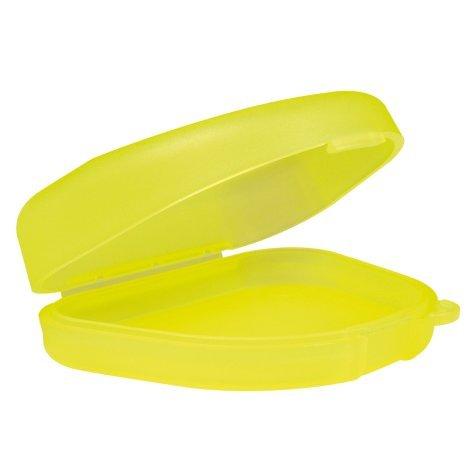 wellsamed Zahnspangendose Spangendose Dento Box gelb 1 Stück