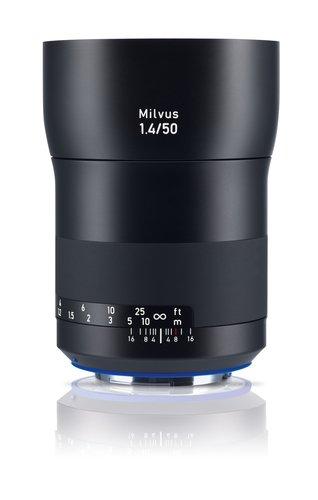 ZEISS Milvus 1.4/50 für Canon DSLR Kameras (EF-Mount) gebraucht kaufen  Wird an jeden Ort in Deutschland