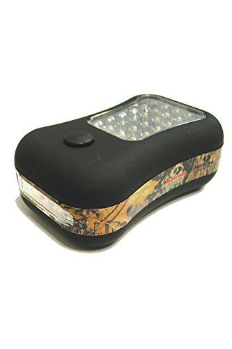 Fierce Produkte LED UTILITY Taschenlampe mit Magnet und Haken, MOSSY OAK Camo