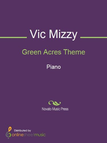 Green Acres Theme (English Edition)