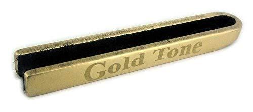 Gold ton Ultimate Banjo Dämpfer