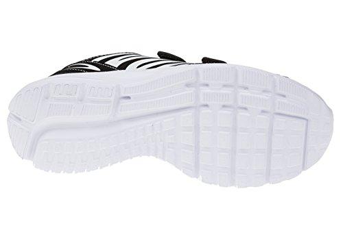 GIBRA® Sportschuhe mit Klettverschluss, schwarz/weiß, Gr. 36-41 Schwarz/Weiß