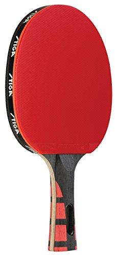 Stiga Evolution Tischtennis Schläger Carbon Blade Set