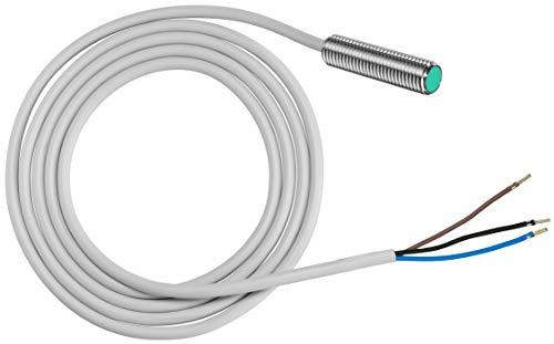 Pepperl + Fuchs Induktiver Sensor - Induktive Näherungsschalter NXB2-8GM30-E2 2 mm PNP Schließer (NO) 3-Draht DC - 10-30 V 100 mA -