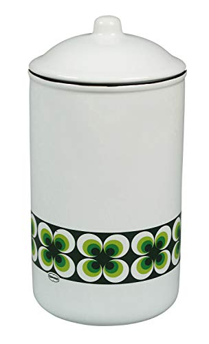 Cabanaz - Vorratsdose Vorratsbehälter Ramona // Farbauswahl (Grün)