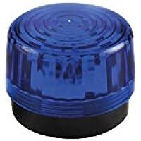 Velleman 640918 LED Blitzlicht, 12 VDC, Blau