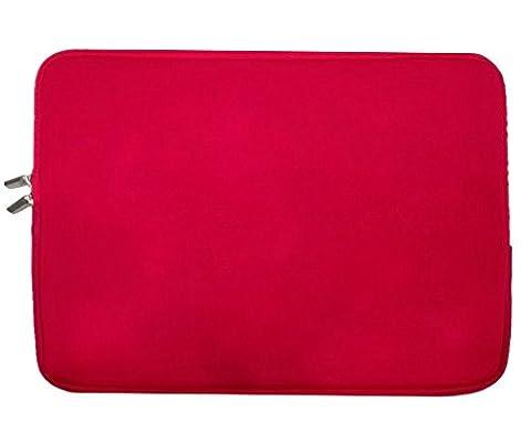 Imperméable Néoprène Housse de protection pour ordinateur portable Pour Ultrabook / Notebook / Laptop 17