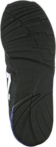 Asics Unisex-Erwachsene Gel-Atlanis Sneaker schwarz/weiß