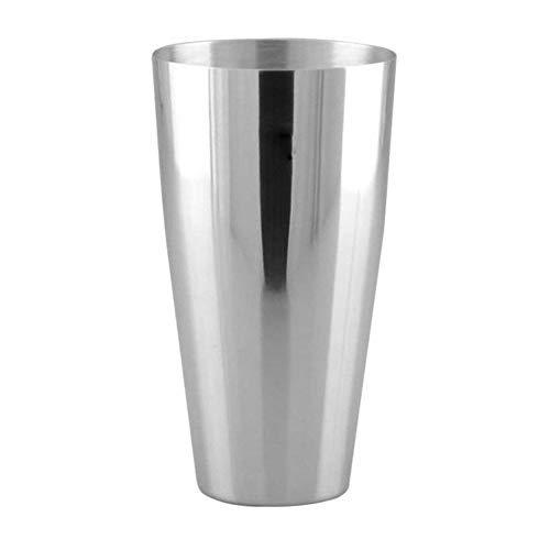 Boston Shaker-Dose, professioneller Bartender Cocktail-Shaker, Edelstahl, 712 ml