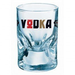 Durobor 81702 Duke Wodkagläser, 50ml, 6Stück