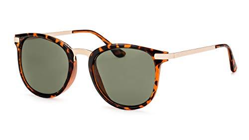 Filtral Cateye Sonnenbrille/Damen-Sonnenbrille in Schildpatt-Optik F3021169