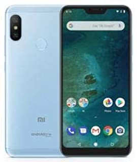 Xiaomi Mi A2 Lite - (Dual SIM) 64GB 5.84-Inch Android 8.1 UK Version SIM-Free Smartphone - Blue (Official UK Launch) (B07JGZRY4Q) | Amazon price tracker / tracking, Amazon price history charts, Amazon price watches, Amazon price drop alerts