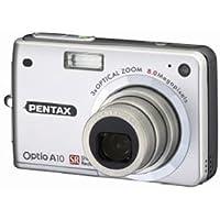 Pentax Optio A 10 Digitalkamera (8 Megapixel, 3fach opt. Zoom)