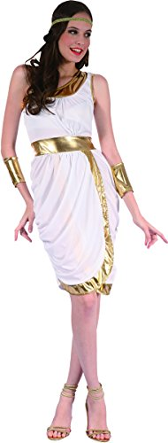 Griechische GöttinKostüm Taille Unique