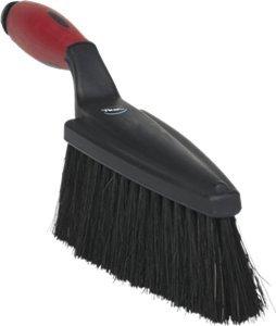 Vikan Multifunktionsbürste Hand-Schneebesen 30cm schwarz, hart