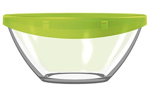 Luminarc Keep'n'Bowl - Ensaladera con tapa, 23 cm