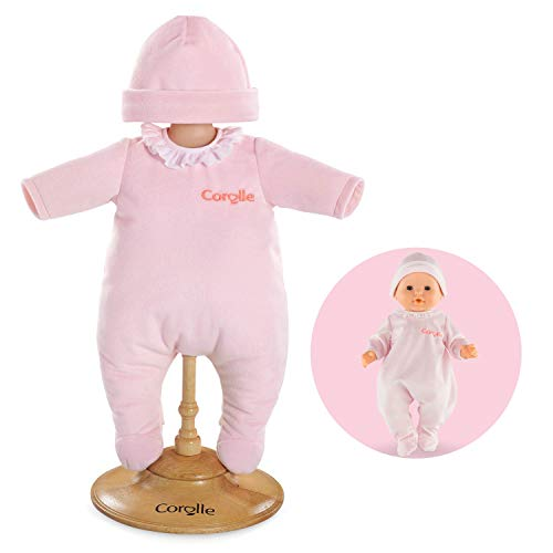 mon grand poupon Corolle - 140010 - Pyjama rose pour poupon 36cm