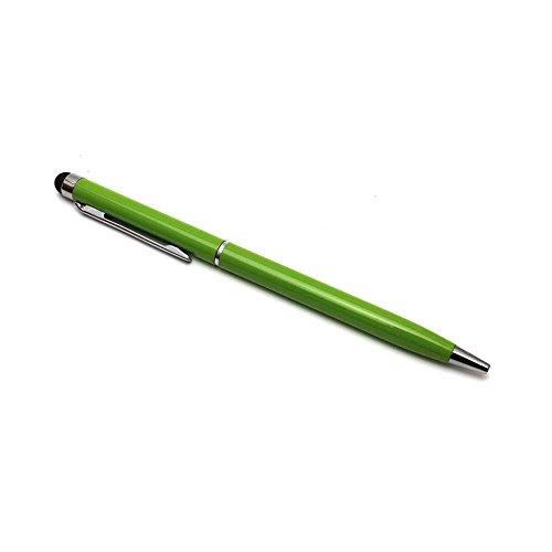 yeah67886Multifunktions Stylus mit Kugelschreiber Touchscreen Stift für Handy (grün) Razr Phone Tool