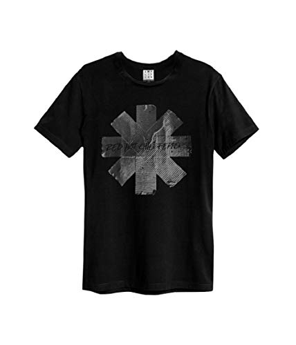 (Amplified Shirt Red Hot Chili Peppers Duct Tape Black, M, Schwarz)