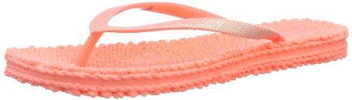 Ilse Jacobsen Cheerful01, Tongs Femme Jaune (Grapefruit (316)