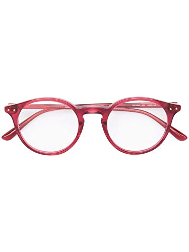 Bottega veneta luxury fashion donna bv0192o003 rosso occhiali | autunno inverno 19