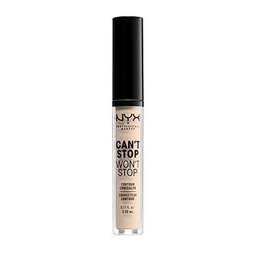 NYX Professional Makeup Anticernes/Correcteur - Can't Stop Won't Stop Contour Concealer - Fa