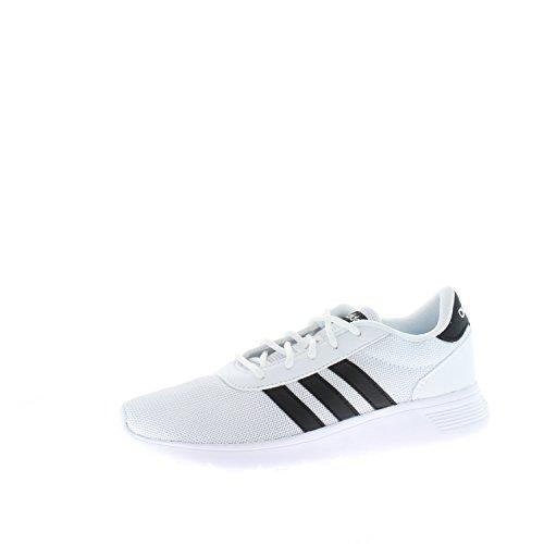 adidas Lite Racer, Sneaker Donna Bianco (Footwear White/core Black/footwear White)