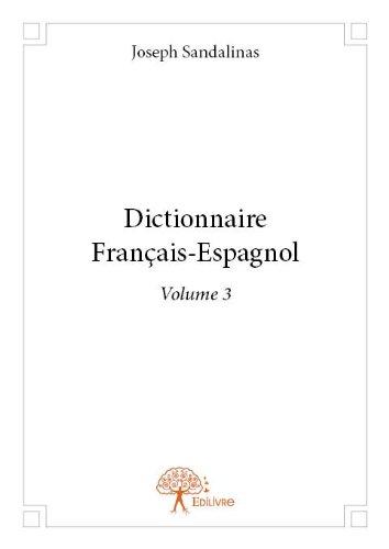 Dictionnaire Français-Espagnol