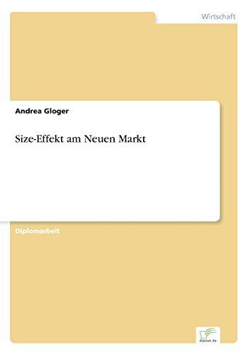 Size-Effekt am Neuen Markt