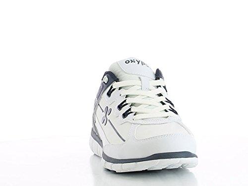 OXYPAS Henny, Chaussures de sécurité homme Blanc (nav)