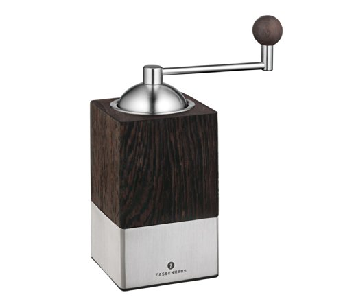 Zassenhaus Guatemala Espresso Coffee Mill/ Grinder, Wood