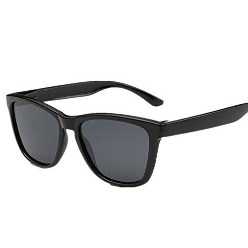 TIANKON Männer Polarisierte Sonnenbrille Frauen Übergroße Quadratische Sonnenbrille Männliche Vintage Driving Mirrors Coating Lenses Glasses,Nr. 1