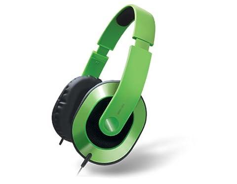 Creative HQ 1600 - Casque Hi-Fi/DJ Haute Qualité - Vert
