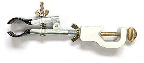 eisco Labs Büretten/Test Tube Clamp, PVC beschichtet runden Backen, öffnet bis 45mm in Dia.