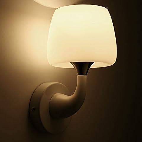 WandunLampade Moderne Elegante Semplice E Lampada Da Comodino ,Intestazione Del
