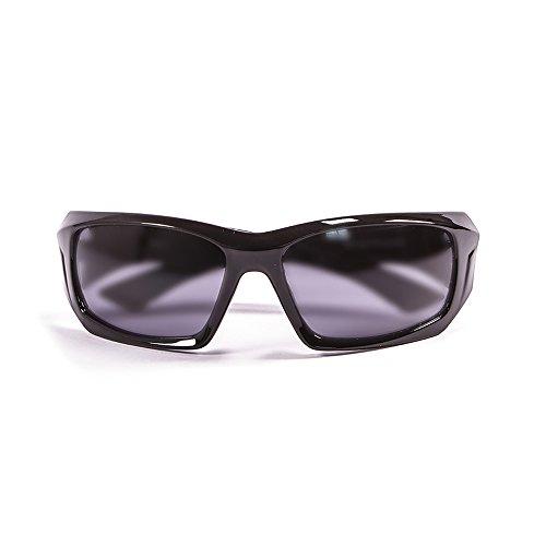 Ocean Sunglasses Caparica - lunettes de soleil polarisées - Monture : Noir Mat - Verres : Fumée (18030.0) X1qLoMjg