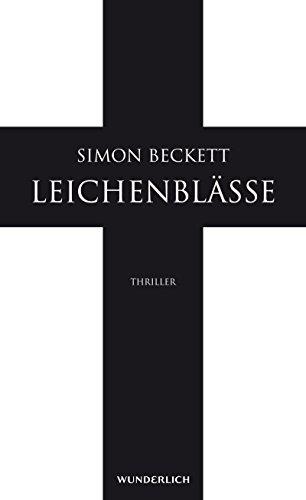 Buchseite und Rezensionen zu 'Leichenblässe (David Hunter, Band 3)' von Simon Beckett