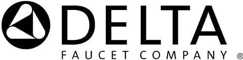 Delta RP70635 Linden Roman Tub Two Lever Handle Kit, Chrome by DELTA FAUCET