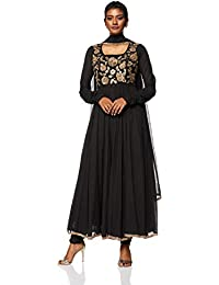 Payal Pratap Women's Angrakha Salwar Suit Set