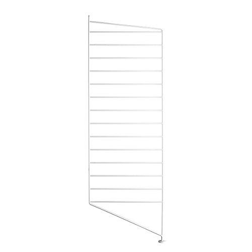 Unbekannt String - Bodenleiter für String Regal 85 x 30 cm, weiß