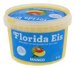 """Fruchteis """"Florida Eis"""" Mango – Familienpackung – 500ml"""