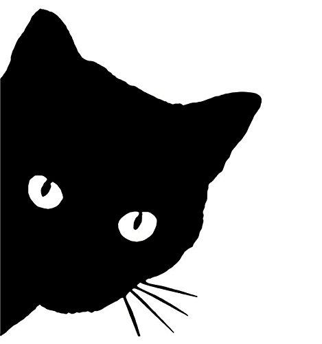 Car Styling Aufkleber Katze